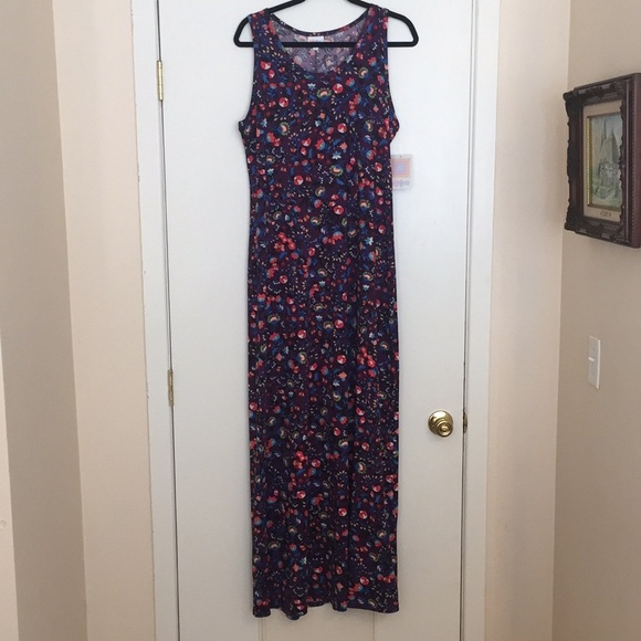 LuLaRoe Dresses & Skirts - XL LuLaRoe Dani Dress D01 550